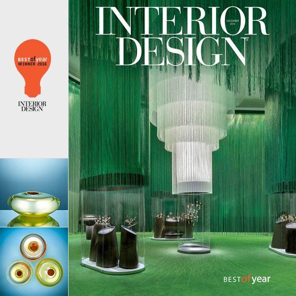 Britto Charette Accessory In Interior Design Magazine Britto Charette