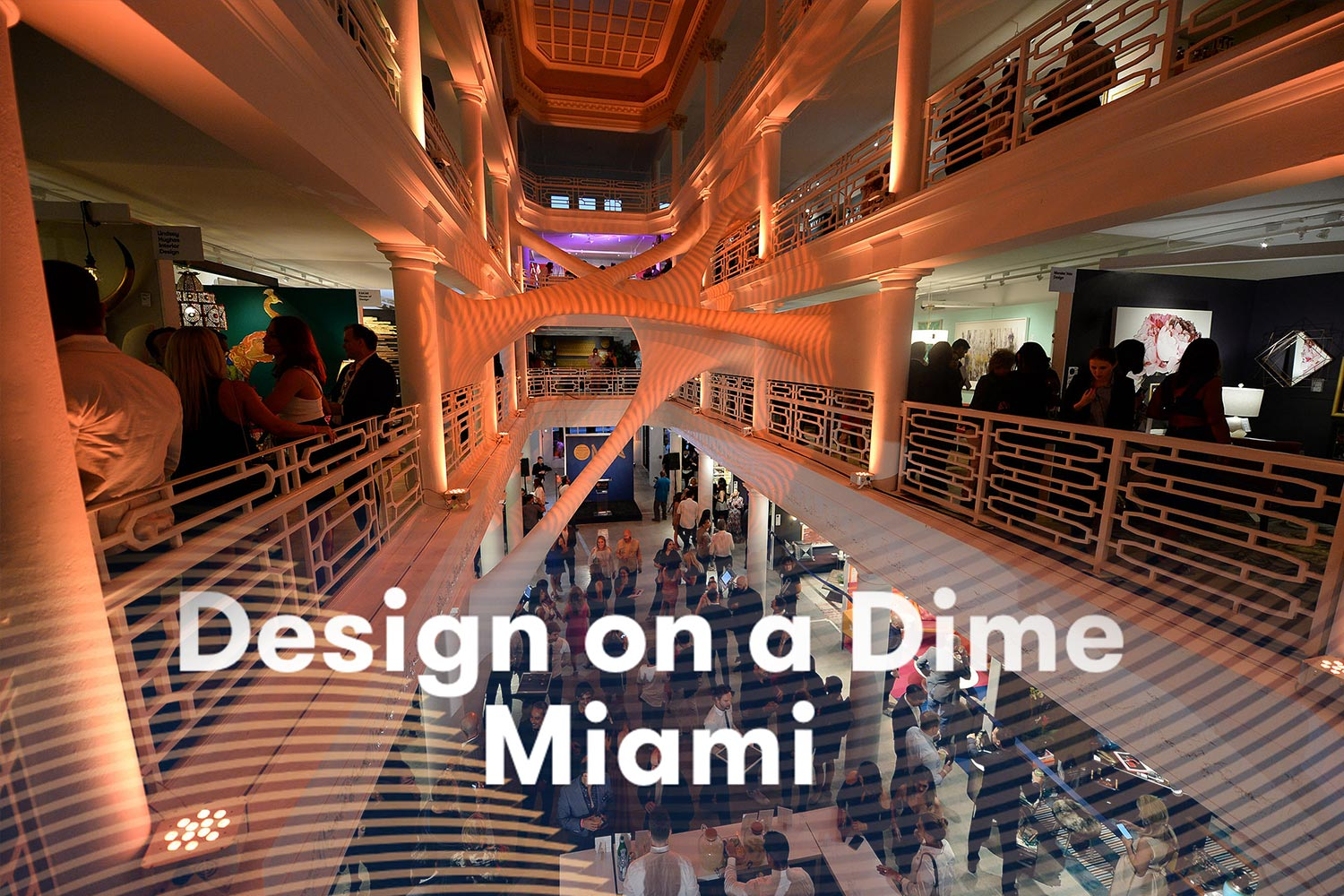 DESIGN ON A DIME – Britto Charette