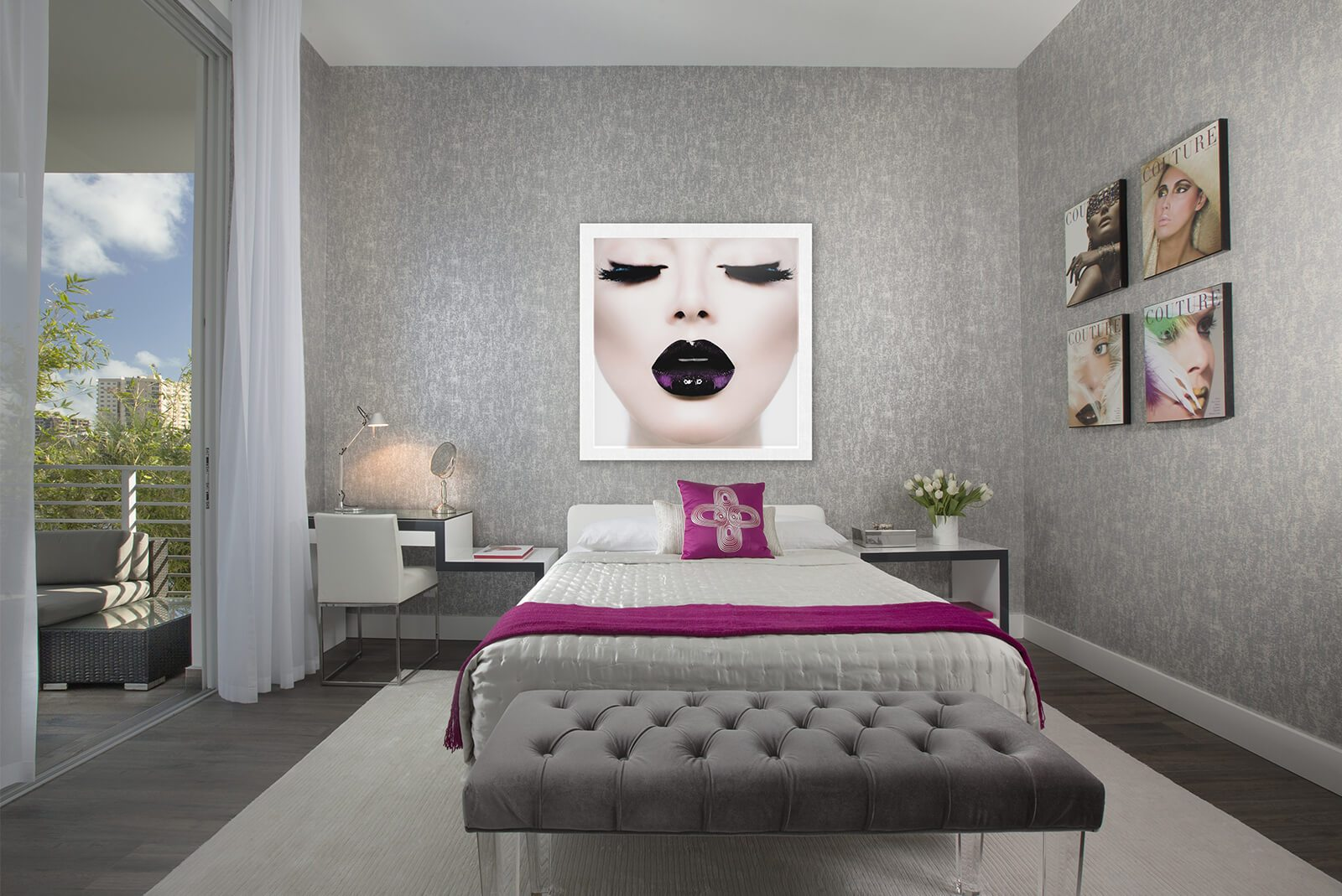 Looking For A Little Wall D Cor Inspiration Britto Charette