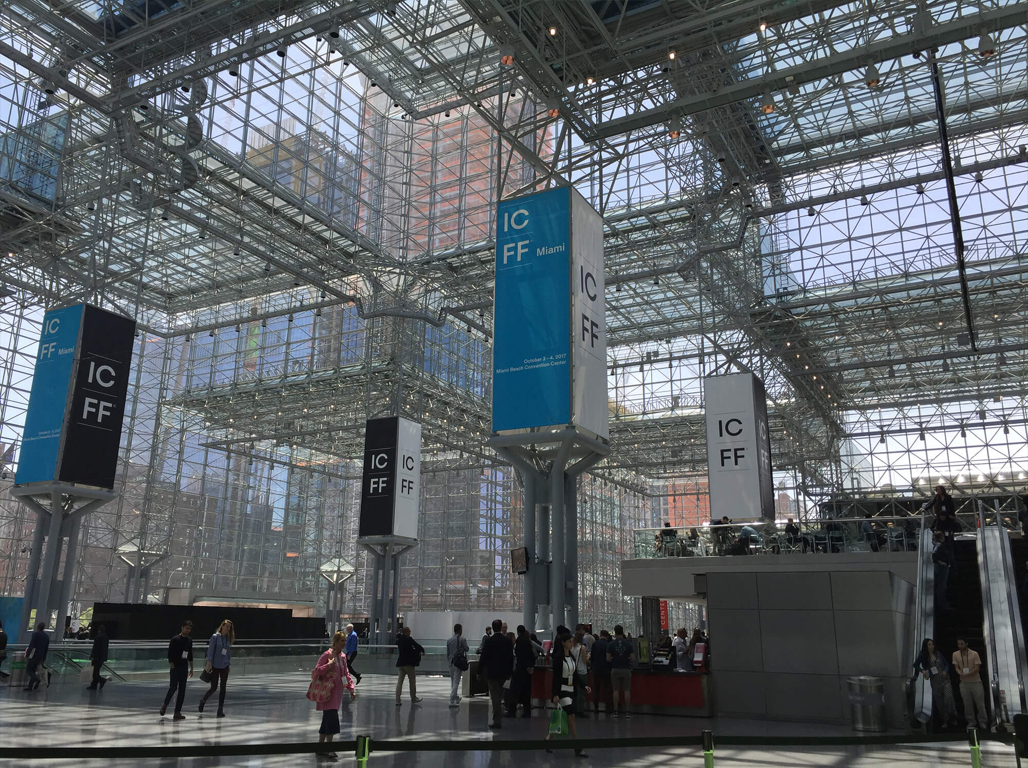 The 2017 International Contemporary Furniture Fair Made Its Mark On New  York And The Design Community Last Week.