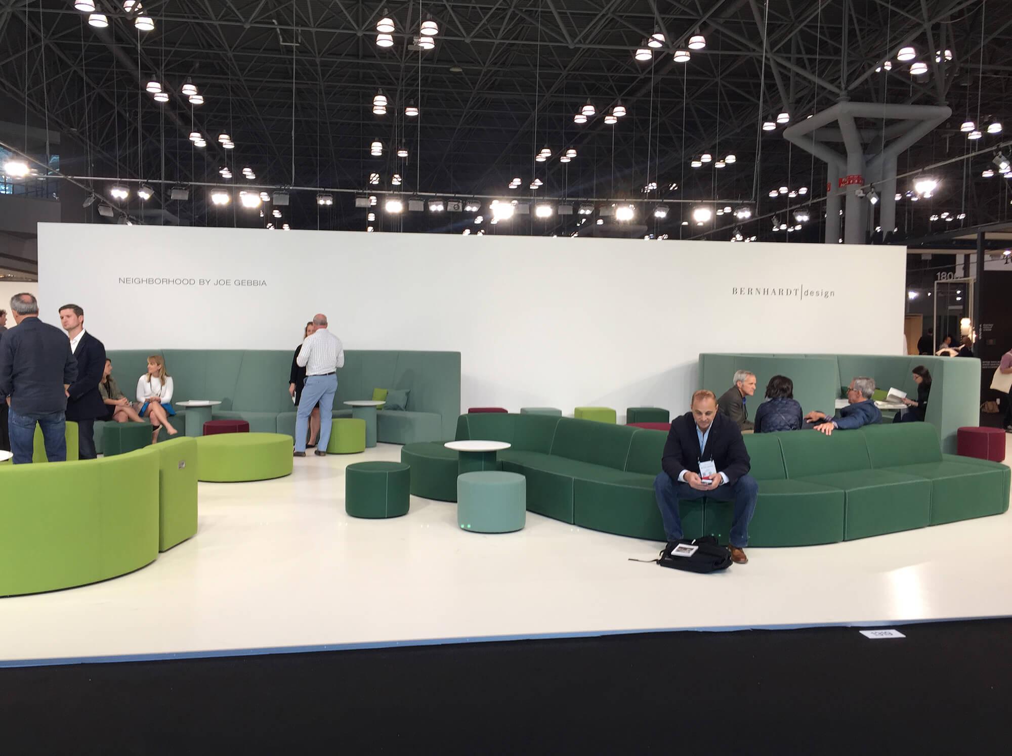 Britto Charette : ICFF NYC 2017