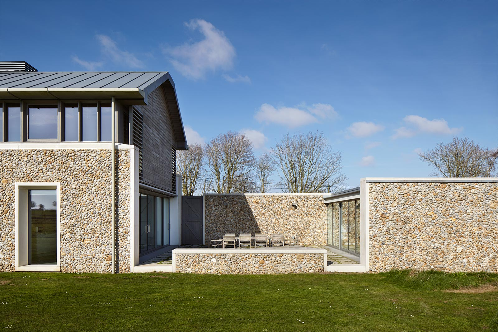 Give the gift of travel AND great design with a stay at a LIVING ARCHITECTURE holiday home. Founded in 2006, the U.K. company provides design enthusiasts with the chance to experience exceptional architecture and design by renting truly inspiring homes, like Long House pictured here. With rentals scattered across England, you'll be spoiled for choice. This just might be a gift you have to give yourself.