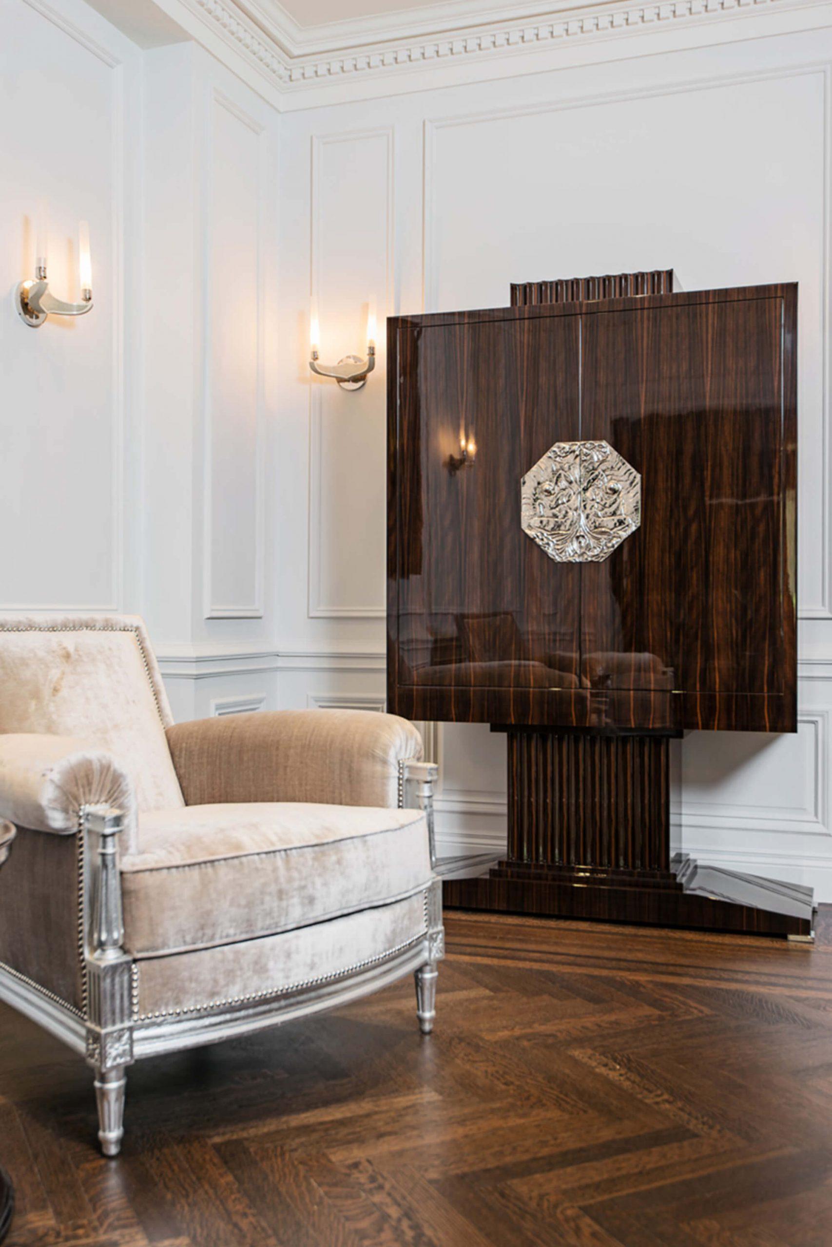 ACADIA by Britto Charette Interior Design