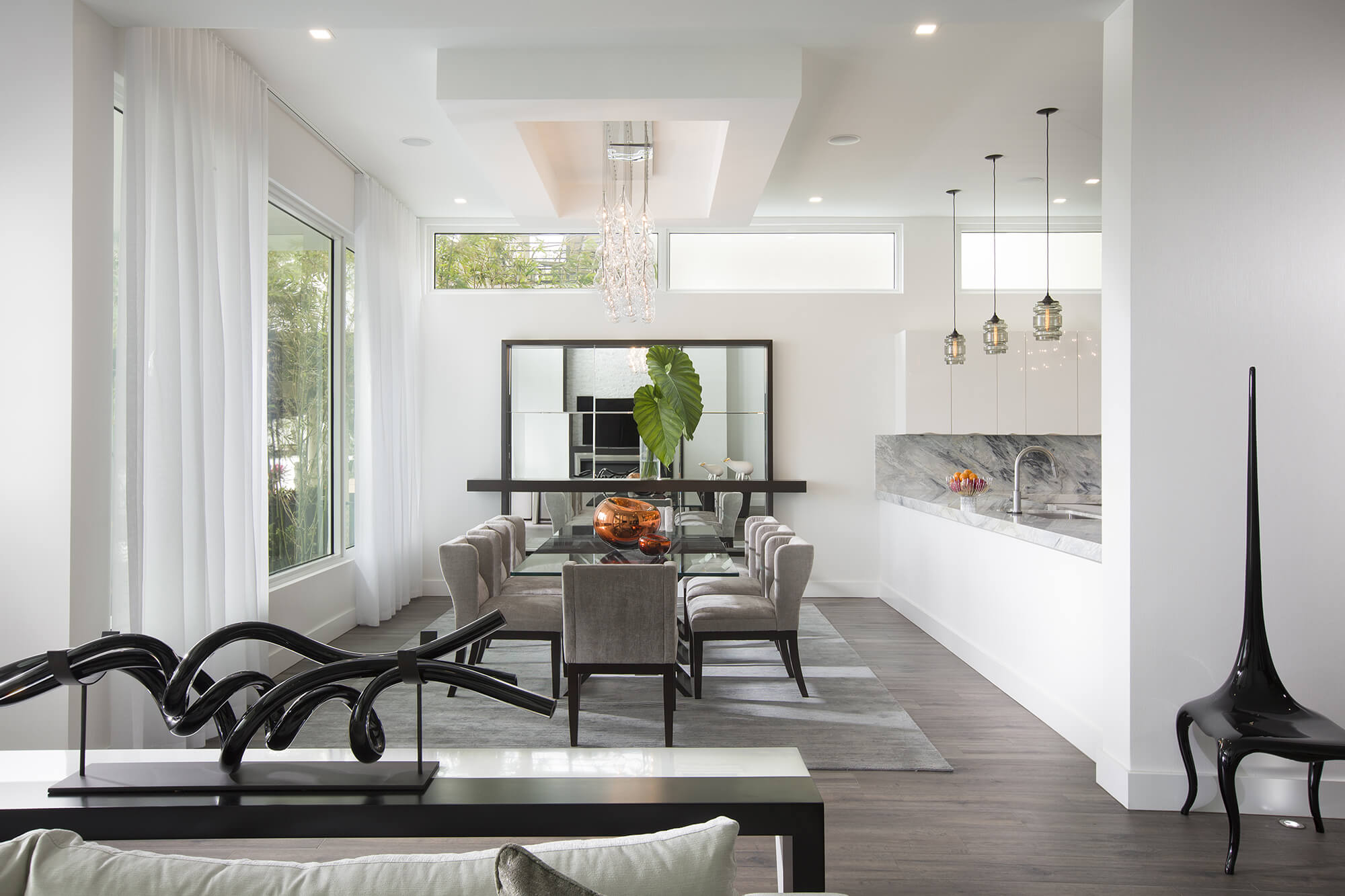 SANTA BARBARA by Britto Charette Interior Design