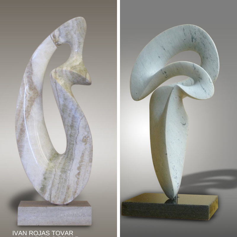 WITH CHISEL AND STONE: ARTIST IVAN ROJAS TOVAR