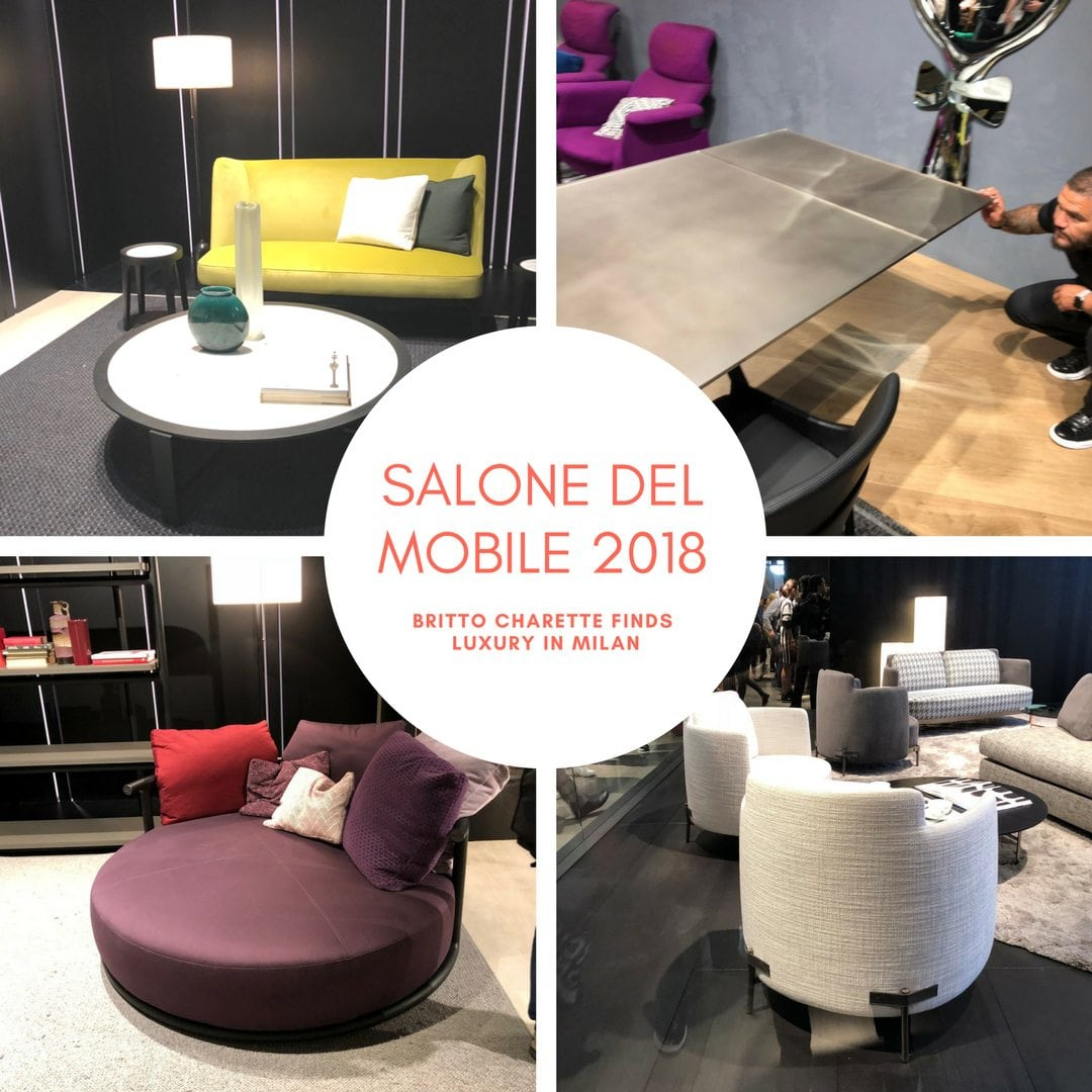 TOP PICKS FROM SALONE DEL MOBILE